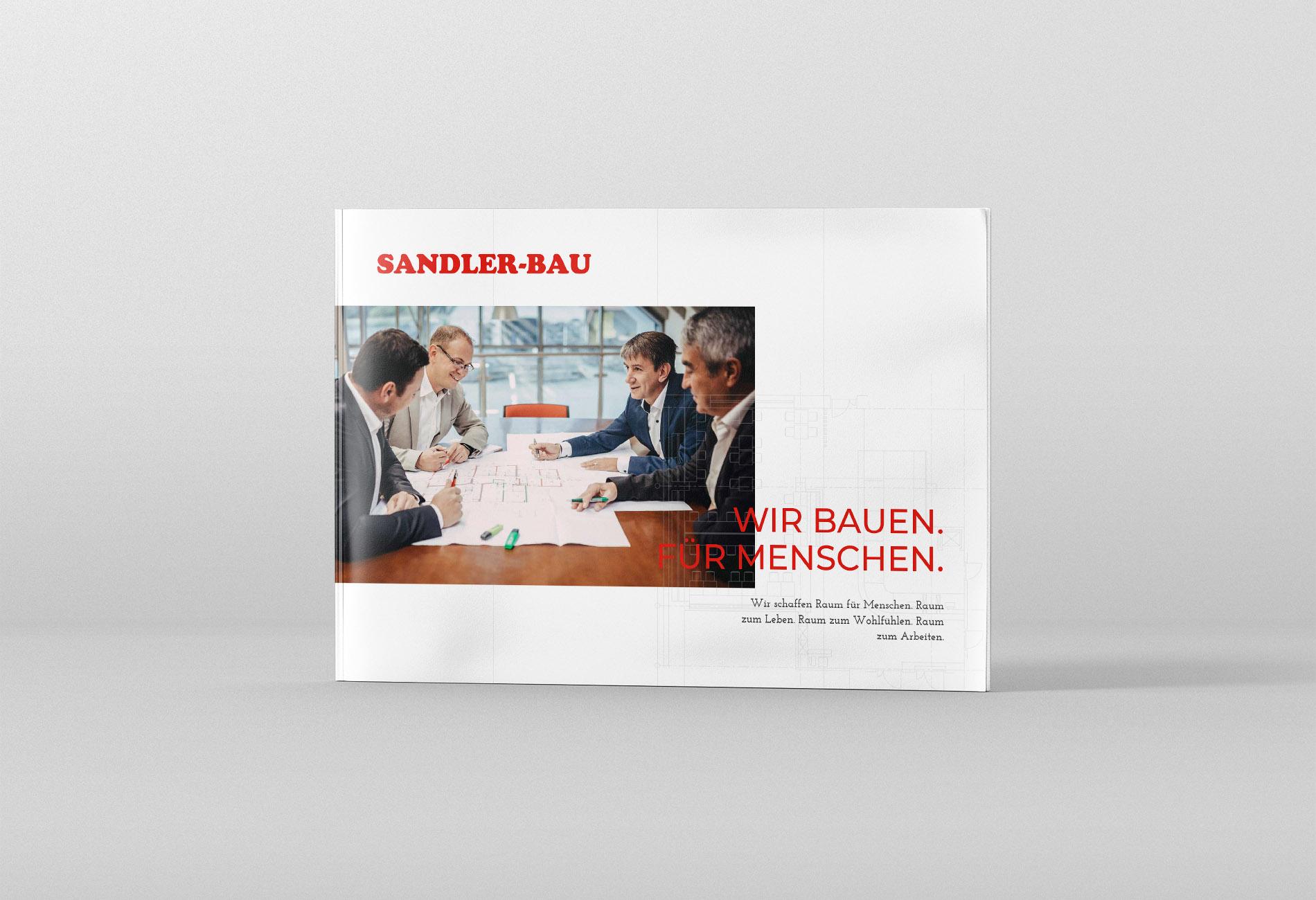 Sandler-Bau