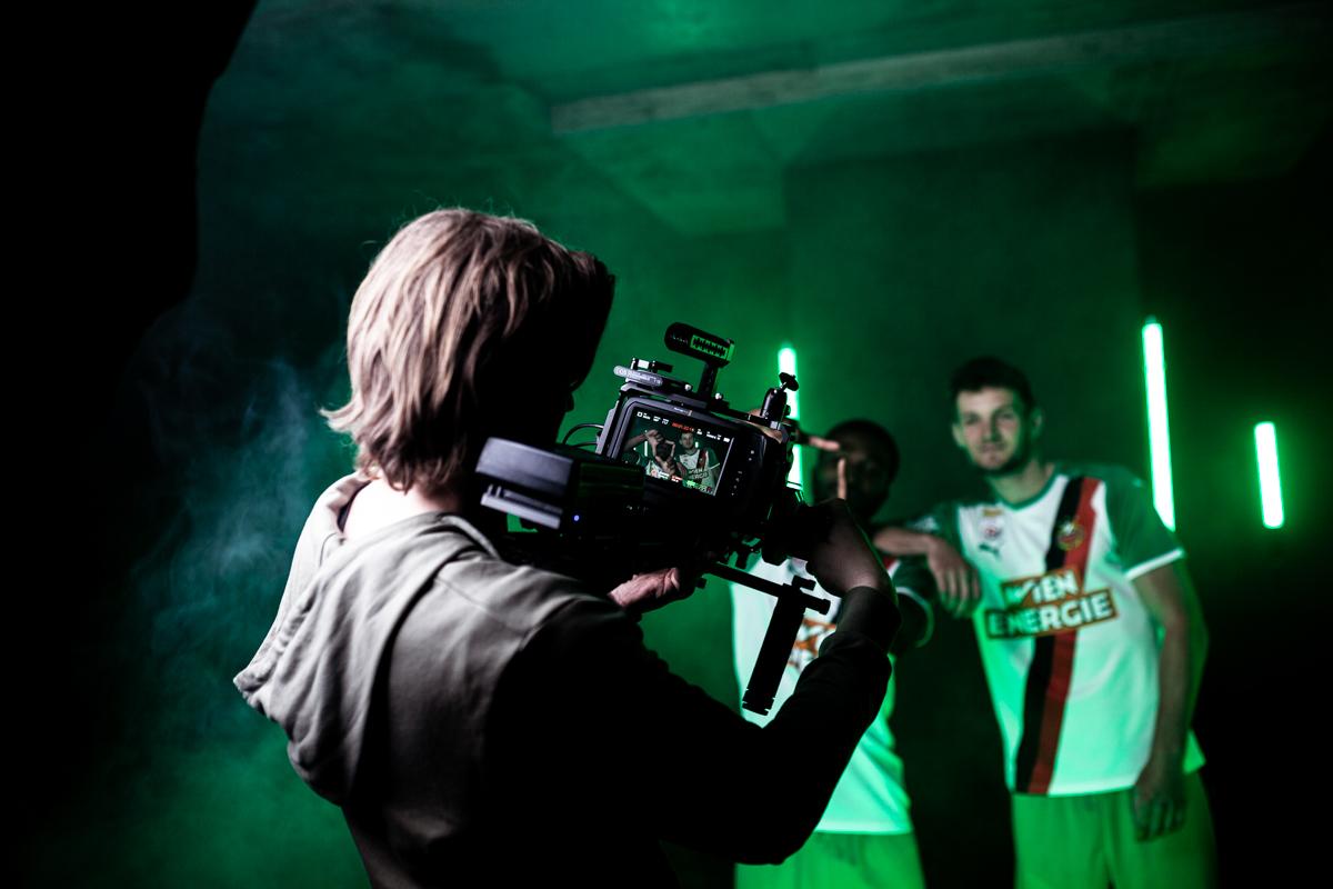 SK Rapid Wien Heimtrikot