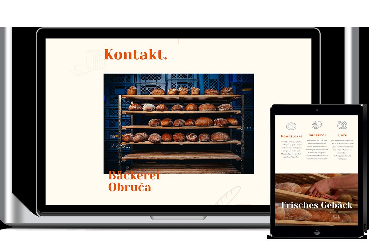 Bäckerei Obruca